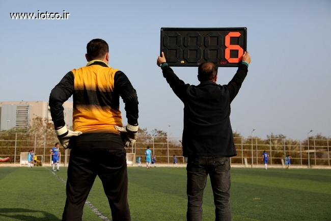 فوتبال دهه فجر 35