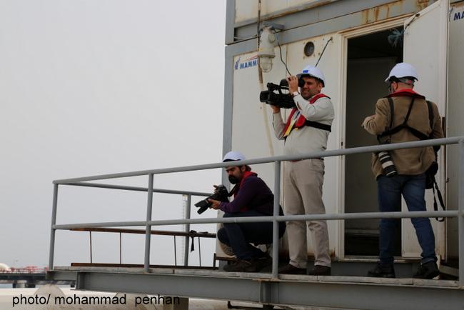 خبرنگاران رسانه های خارجی 5