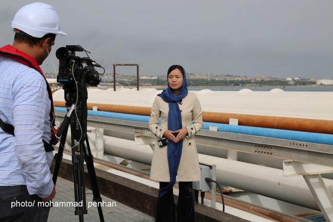 خبرنگاران رسانه های خارجی 8