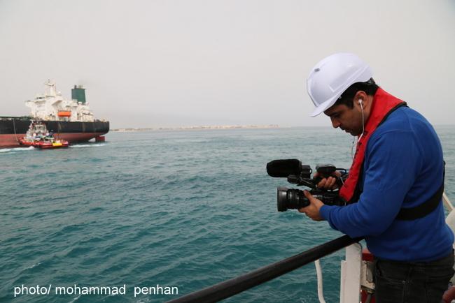 خبرنگاران رسانه های خارجی 29