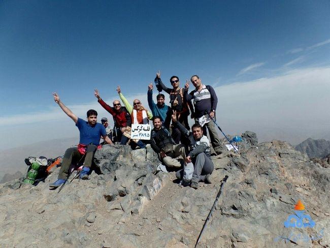 قله کرکس 2