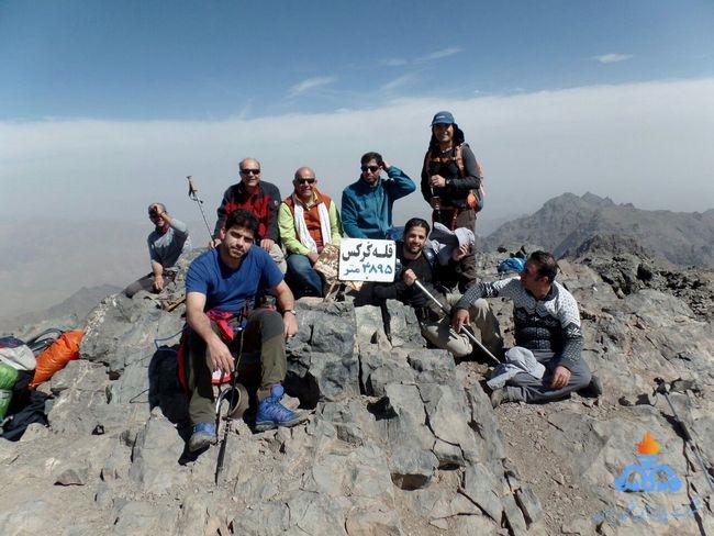 قله کرکس 6