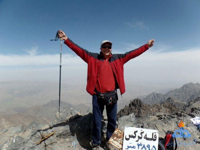 قله کرکس 7