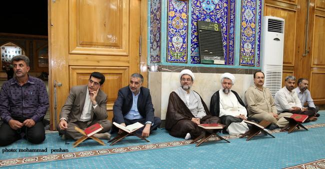 محفل قرآنی 3