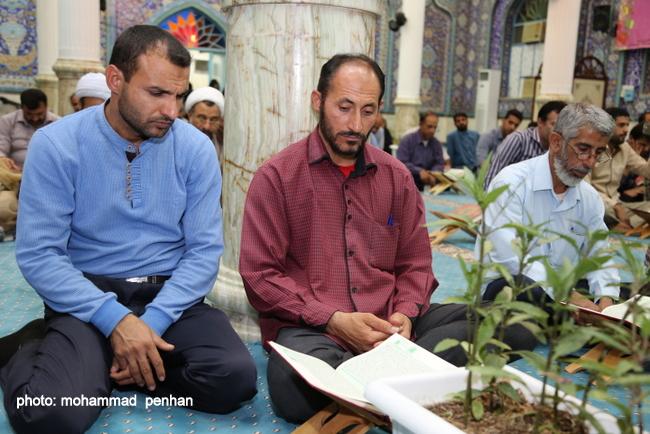 محفل قرآنی 7