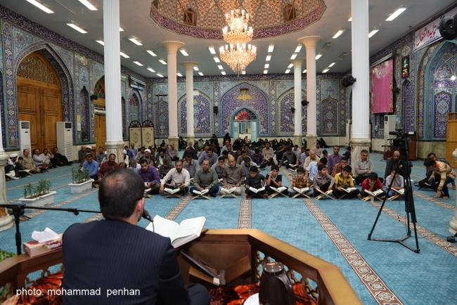 محفل قرآنی 21