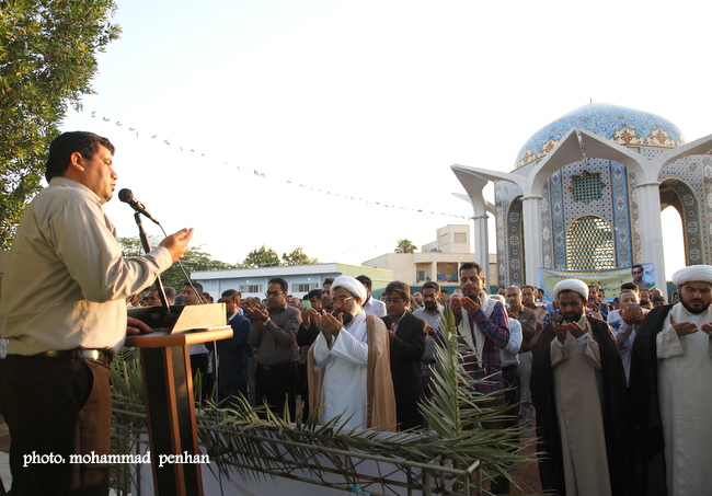 نماز عید فطر 1