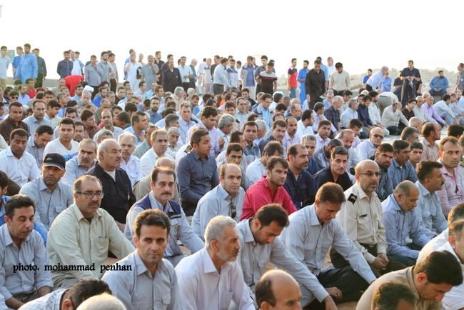 نماز عید فطر 7