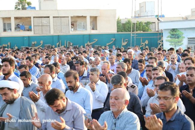 نماز عید فطر 14