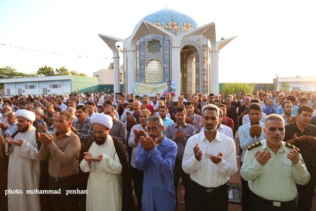 نماز عید فطر 15