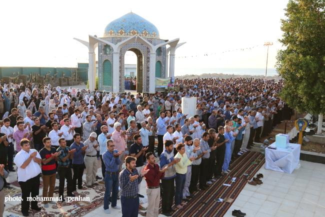 نماز عید فطر 21