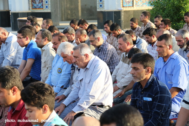 نماز عید فطر 33