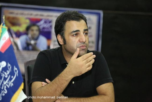 کارگاه بازیگری آرش عباسی 1