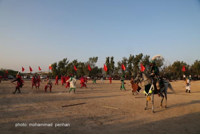 Taziyah Muharram 4