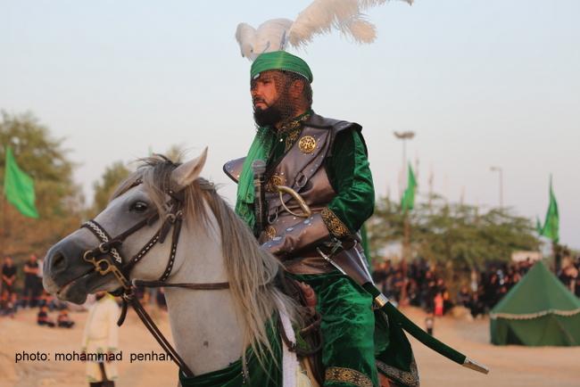 Ta'zieh Muharram 9