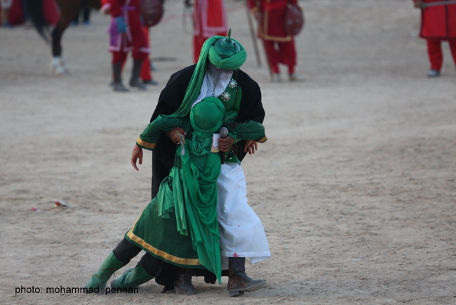 Taziye Muharram 15
