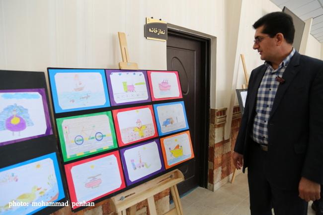 نمایشگاه هنرجویان  4