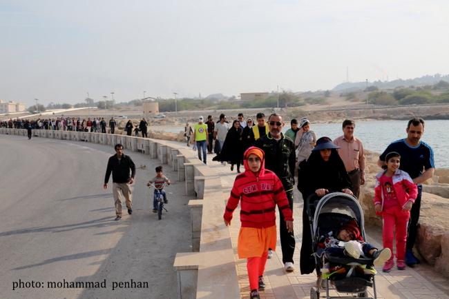 پیاده روی دهه فجر 7