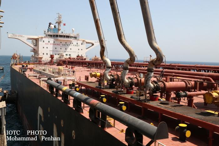 بازدید از پایانه نفتی خارگ 29