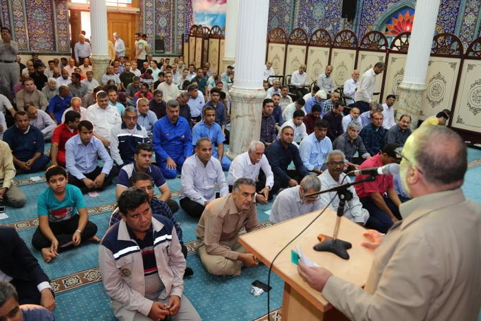 نماز عید فطر 4