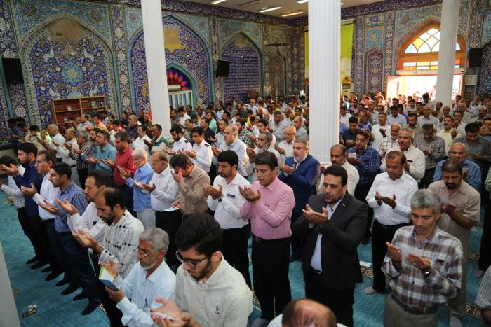 نماز عید فطر 23