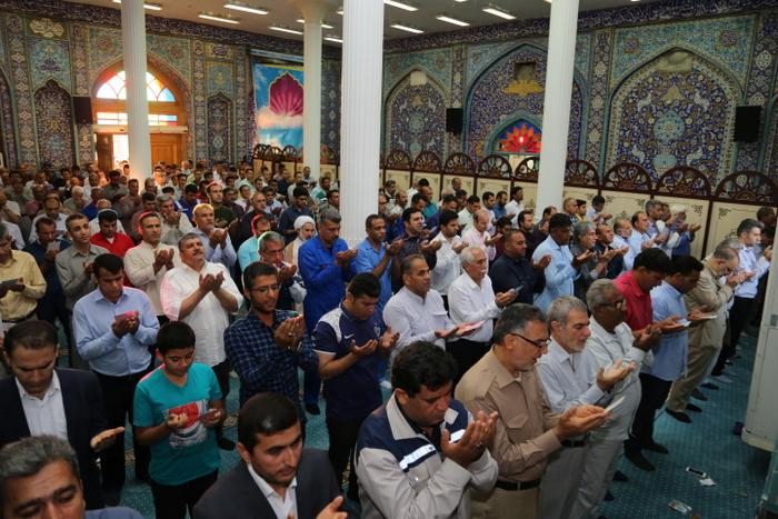 نماز عید فطر 25