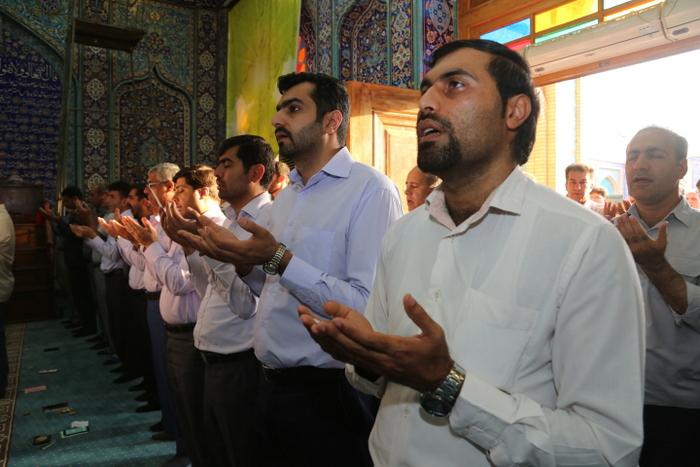 نماز عید فطر 35