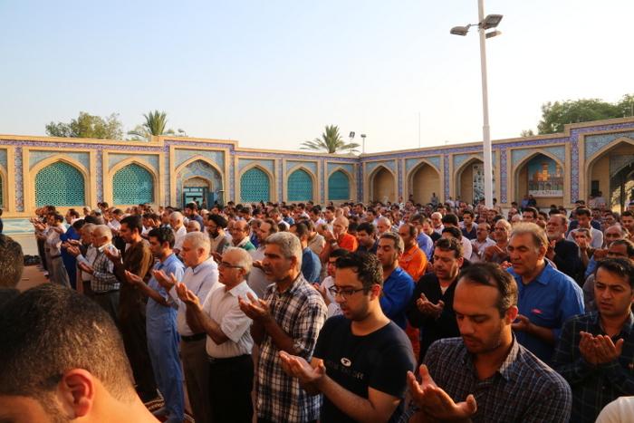 نماز عید فطر 37