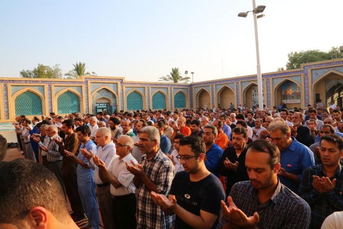نماز عید فطر 38