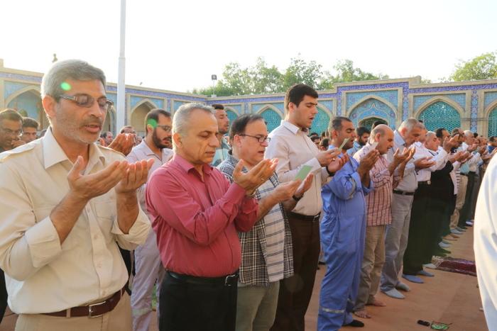 نماز عید فطر 40