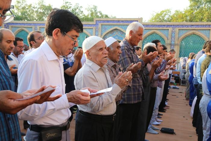 نماز عید فطر 41
