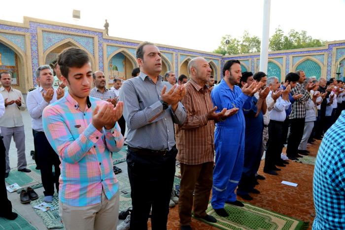 نماز عید فطر 42