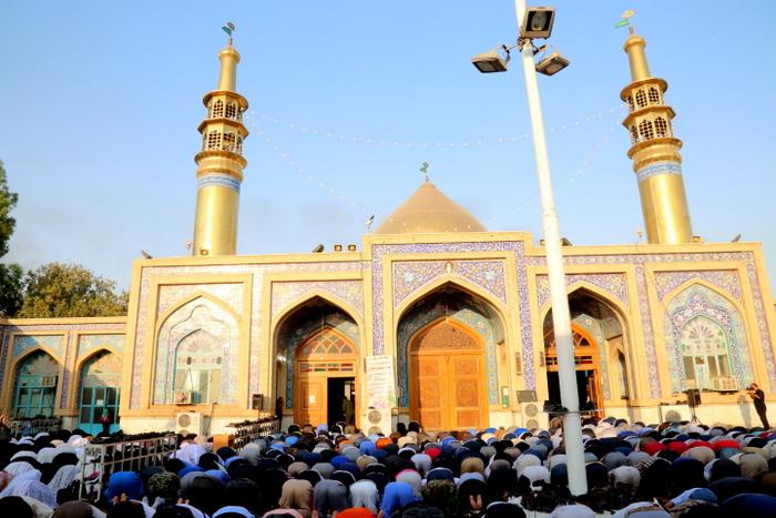 نماز عید فطر 44