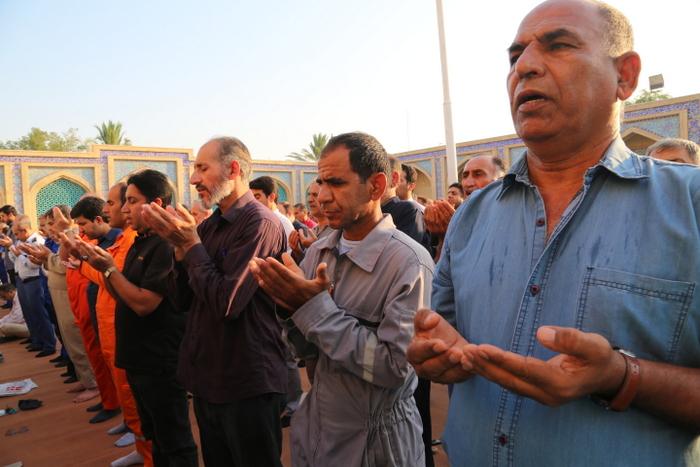 نماز عید فطر 45