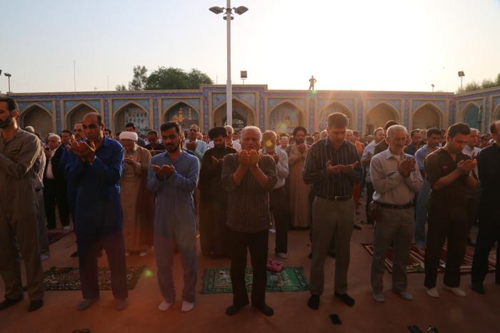 نماز عید فطر 46