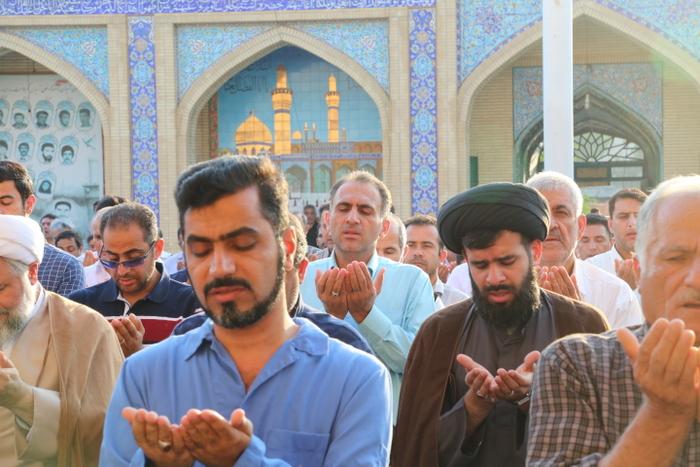 نماز عید فطر 48