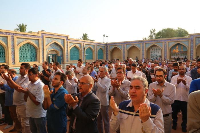 نماز عید فطر 50