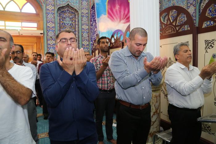 نماز عید فطر 53