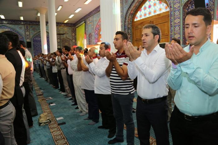 نماز عید فطر 54