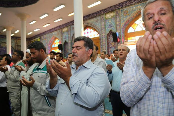 نماز عید فطر 55