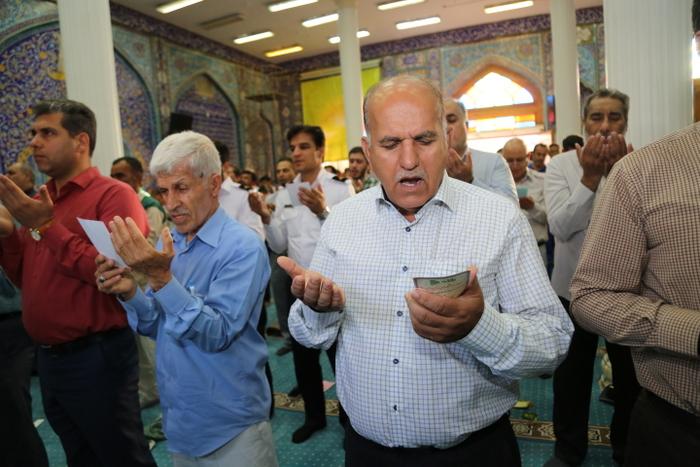 نماز عید فطر 60