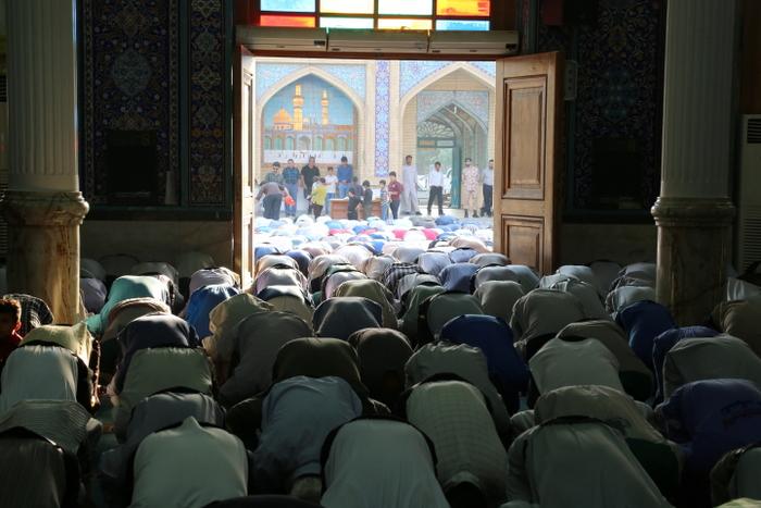 نماز عید فطر 65