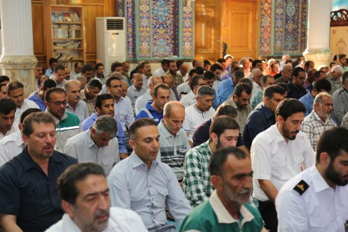 نماز عید فطر 68